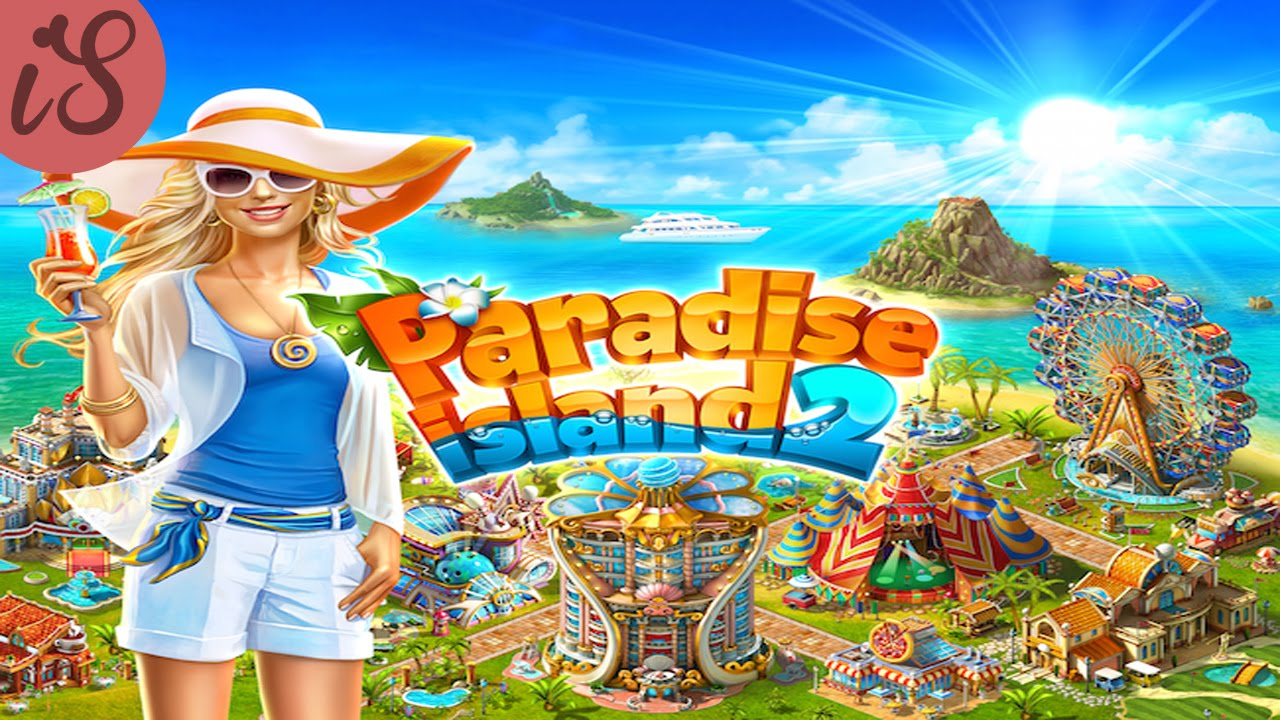 Paradise Island 2 iOS & Android Gameplay HD - YouTube
