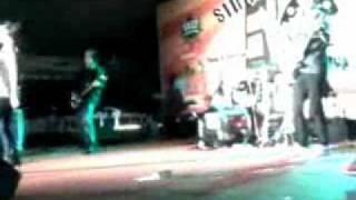 Tribal Tone Band (Adele - Rolling In The Deep cover) during Sibu Bike Week 2011