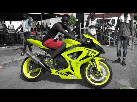 100% Moto Kaolack by HRC & CFAO Motors - IAMOG Productions