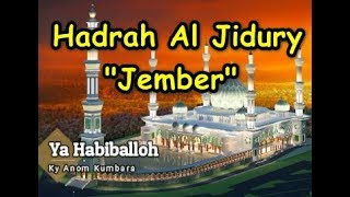 Gambar cover Ky Anom  - Ya Habiballoh Hadrah Al Jidury Jember