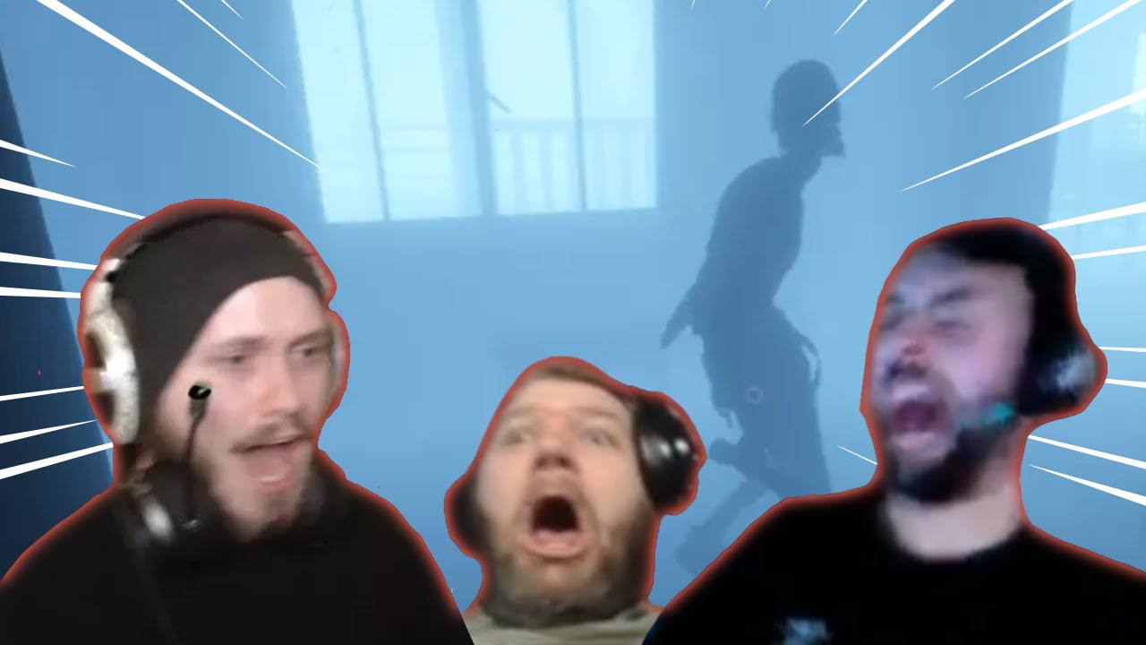 Jump Scares All Day Everyday | September Twitch Highlights