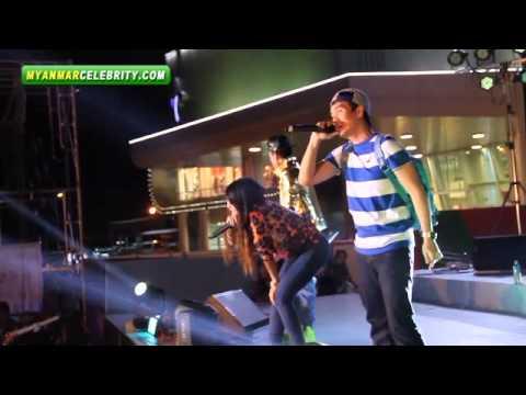 Hip Hop Couple : Bobby Soxer & Hlwan Paing   Myanmar ...