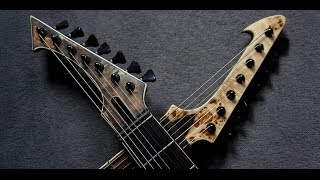 Time Has Come - Kings Of The Night - playthrough with Skervesen Raptor & Claas Guitars Leviathan