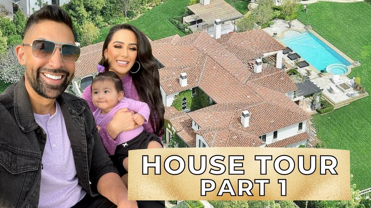 House Tour Part 1 | Dhar and Laura