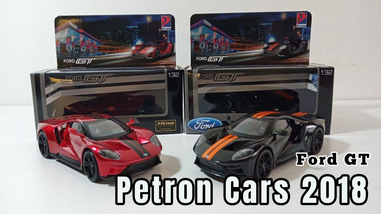 Unboxing Petron Cars Ford Gt 2018 Collectible Cars Limited