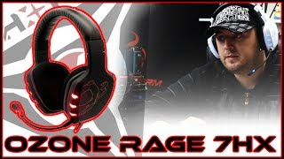 OZONE RAGE 7HX  Unboxing / Recenzija / Prvi Pogled / Review / First Look / Mic Test