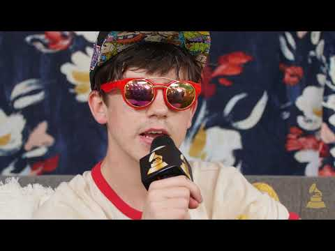 Declan Mckenna at Lollapalooza 2017