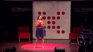 Why fathers should be present at birth | Debrah Lewis | TEDxPortofSpain