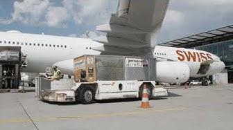Ramp Safety am Flughafen Zürich