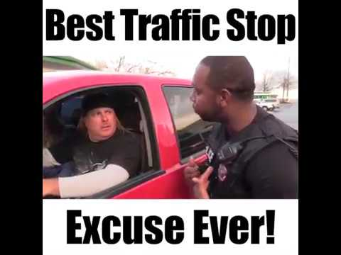 Donnie Baker Reminds You to Not Pump and Run During Police Stops! State Law!