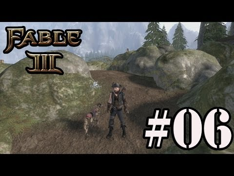 Let's Play : Fable 3 - Parte 6 - Um pirata e seu cão robô