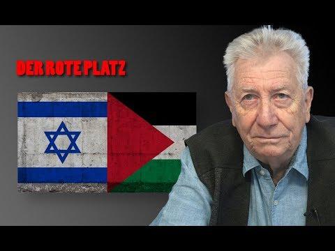 Der Rote Platz #61: Israel stiehlt palästinensisches Land