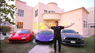 THE BEST SUPER CAR SHOW EVER IN DUBAI  WITH MO VLOGS !!!!!!!!!!!!