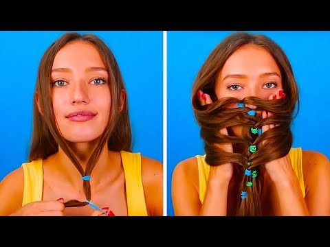 Thumbnail: 21 SIMPLE LIFE HACKS TO LOOK STUNNING EVERY DAY