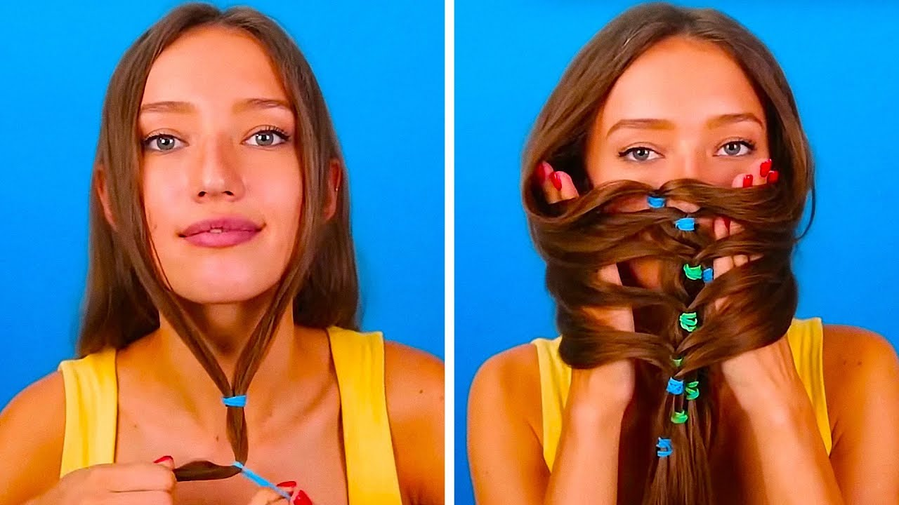21 Simple Life Hacks To Look Stunning Every Day Youtube