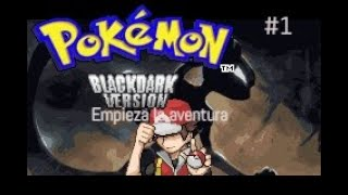 Empieza la aventura|Pokemon Black dark #1