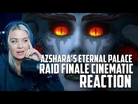 Azshara's Eternal Palace | Cinematic Reaction