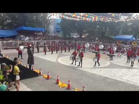 Tanay Town Fiesta 2015 - (Drill Competition)