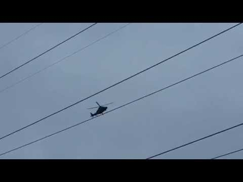 LexCorp Helicopter Landing - BATMAN V SUPERMAN : DAWN OF JUSTICE