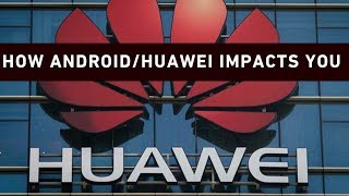 Reuters on Sunday reported that Google had severed ties with Huawei, essentially cutting it off from the Android operating system. The US alleges that the Chinese government was using Huawei's equipment for espionage. Huawei has consistently denied the allegations