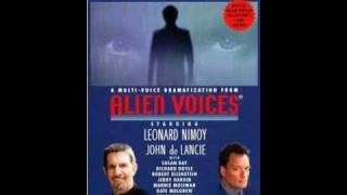 Alien Voices - The Invisible Man