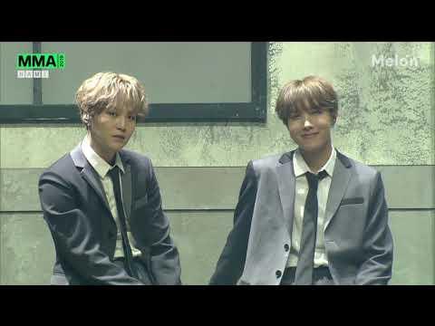 【中字LIVE】BTS(防彈少年團) 'Intro : Persona + Boy In Luv(男子漢) + Boy with Luv(致微小事物的詩)' @ 2019 MMA