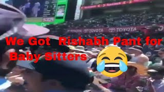 Best Funny Moment in Crowed  | Ind Vs Aus 4th Test 2019
