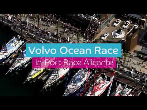 Volvo Ocean Race | In-Port Race Alicante