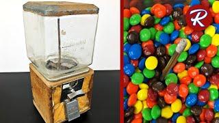 5 Cent Candy Machine Restoration - Northwestern Model 60