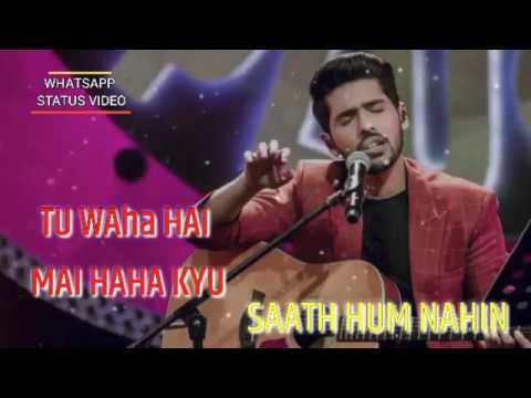 WhatsApp Status Video Song | Tere Mere | Armaan Malik | Sad Song 😥🎶| 30 Sec Video Status |