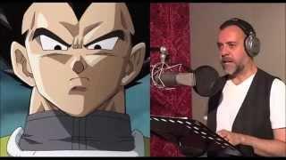 """Doblaje Latino de """"Dragon Ball Z: La resurrección de Freezer"""" (Muestra)"""
