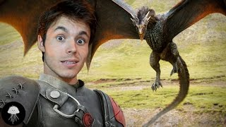 GAME OF THRONES VS SCIENCE : Des dragons volants ? - DBY#1