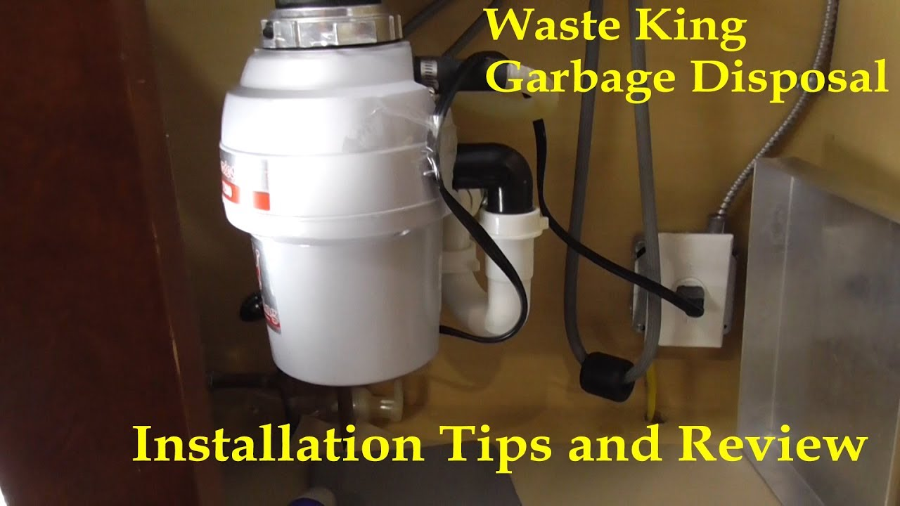 How To Install A Garbage Disposal Complete Guide With Examples