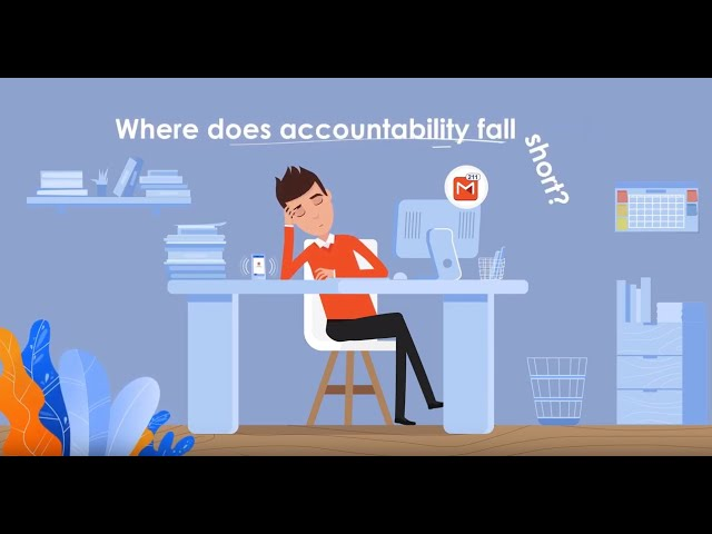 Where does accountability fall short?