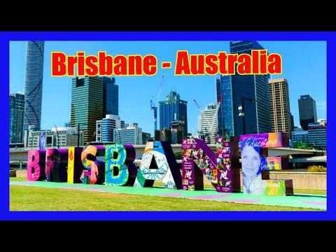 Bienvenidos a BRISBANE - Queensland - Australia | Mi Vida en Australia