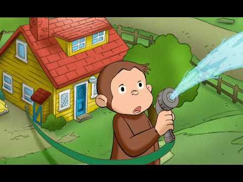 NICKE NYFIKEN - Vatten till ankor (Barnfilm på SVENSKA - children short movie in SWEDISH)