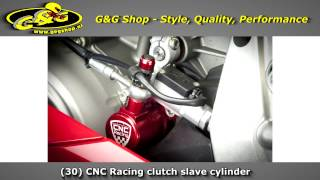 Panigale 1199 899 Product Showcase - Ilmberger Carbon / Cnc Racing / Sicom / Evr - Hd
