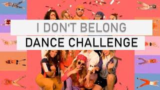 I DON'T BELONG - DANCE CHALLENGE // DANCECREW GENTRIX - DJ4RAIN