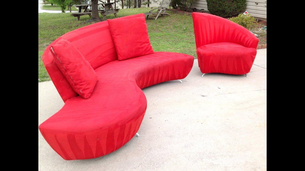 Red Huff Furniture Desighn Youtube