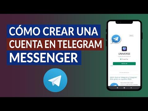 ¿Cómo Crear una Cuenta en Telegram Messenger? - Paso a Paso