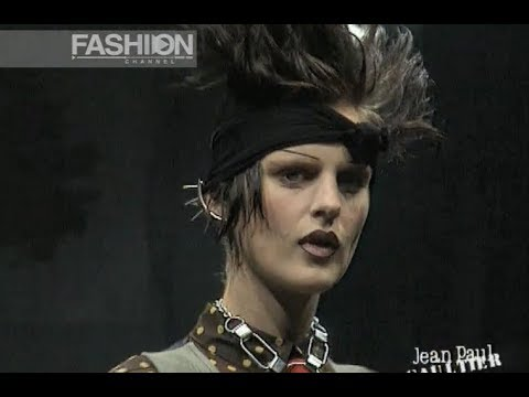 JEAN PAUL GAULTIER Spring Summer 1997 Paris – Fashion Channel