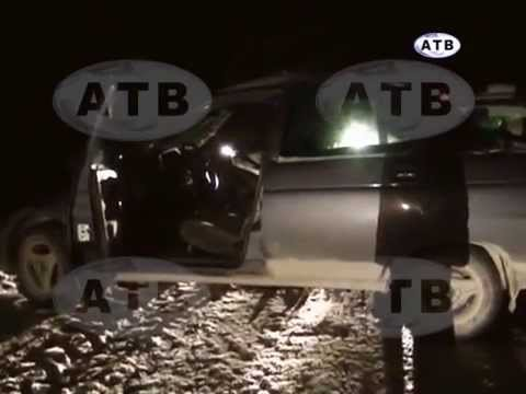 18.11 ДПТ на дороге Асбест — 101 й квартал