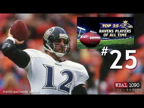 Top 25 Ravens Of All Time: # 25 Vinny Testaverde