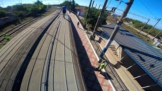 Something 4 | Нечто 4 | Train riding in Russia