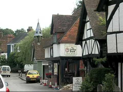 getthehome.co.uk in Shere village, Surrey
