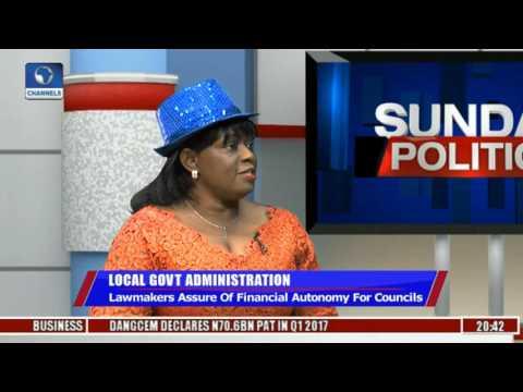 Local Govt Administration: Lawmakers Assure Of Financial Autonomy For Councils Pt 1
