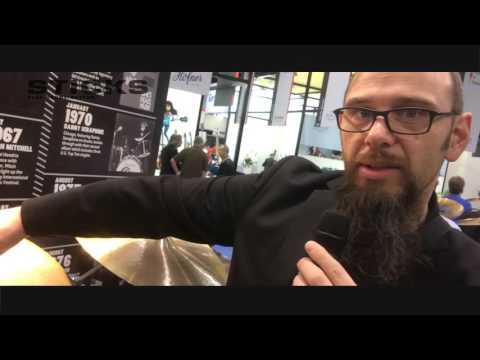 NAMM Show Musikmesse Frankfurt 2016: Zildjian A Avedis Collection