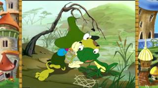 Уроки доброти - На болоті (11 серія) (Уроки з тітонькою Совою)