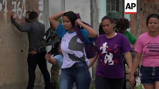 Brazilian Security Operates Outside Favelas In Effort To Control Crime