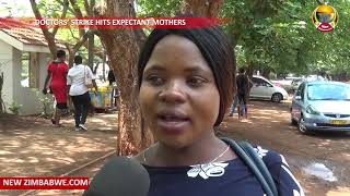 Doctors' strike hits expectant mothers